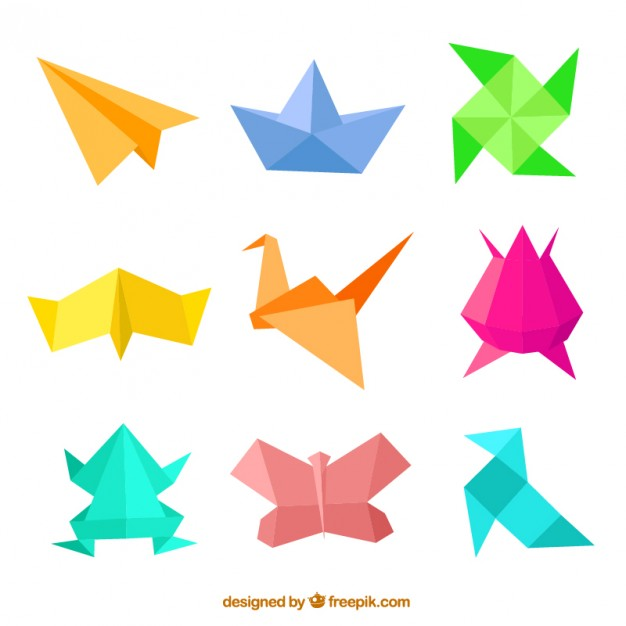 Origami at Nantwich Museum