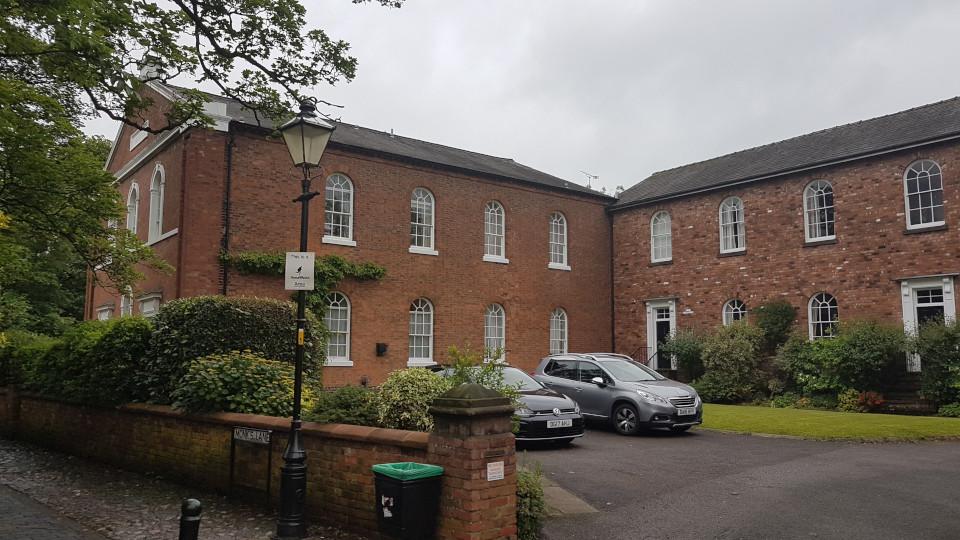 Congregational Church, Monks Lane, Nantwich, Cheshire