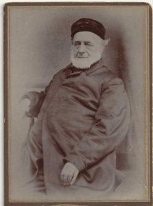 George Latham, Nantwich architect