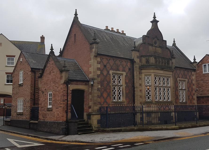Savings Bank, Welsh Row, Nantwich