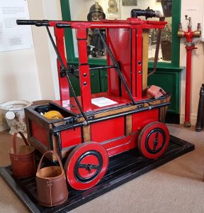 Nantwich Museum Fire Engine