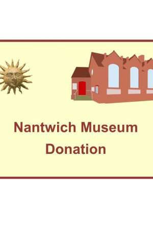 Donation to Nantwich Museum