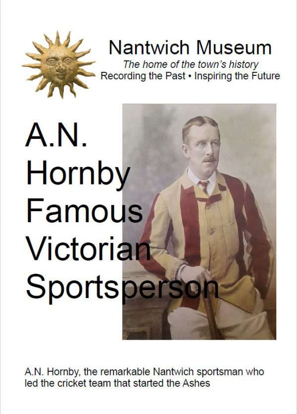 A. N. Hornby Famous Victorian Sportsperson