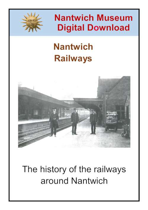 A history of railways around Nantwich