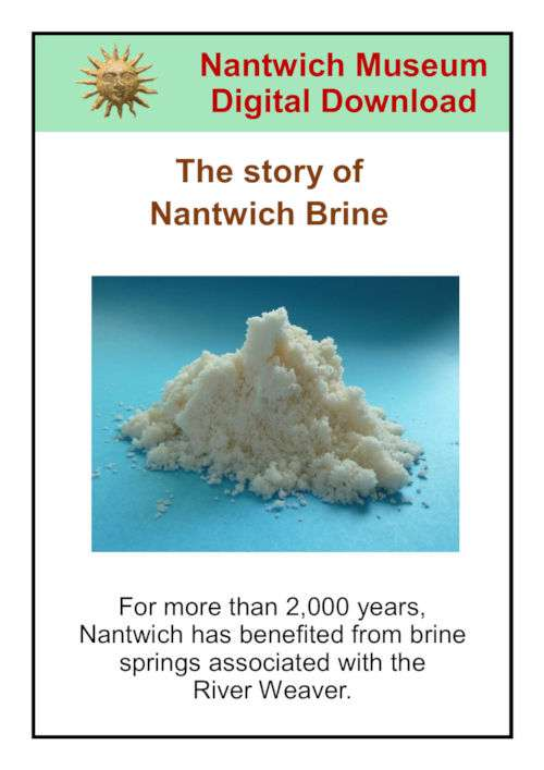 Nantwich Salt - the story of Nantwich Brine