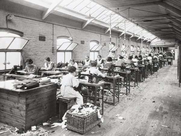 John Harding and Son's Barony Factory
