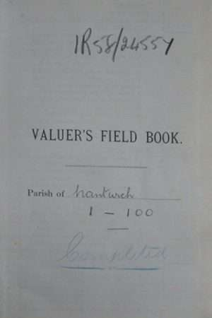 Valuerls Field Book
