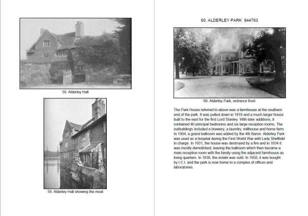 Alderley Hall and Alderley Park