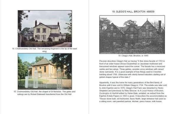 Cholmondeley Hall & Glegg's Hall