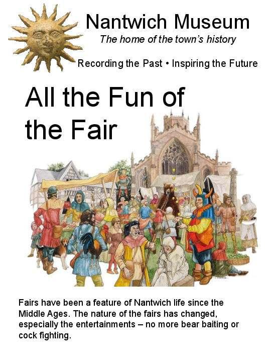 All the Fun of the Fair cover