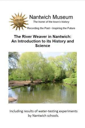 Cover of booklet on The River Weaver in Nantwich