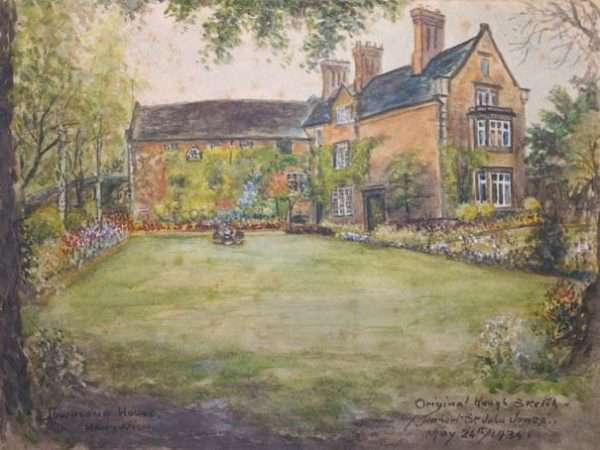 Townsend House by Herbert St John Jones May 1934