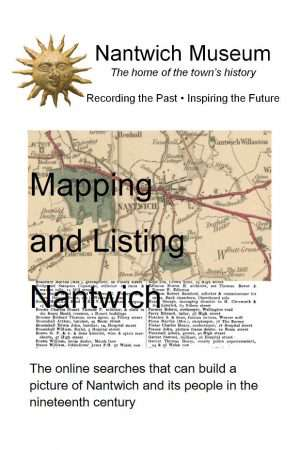 Mapping and Listing Cheshire cover