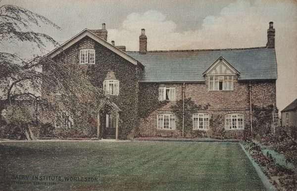Worleston Dairy Institute
