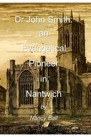 Cover of booklet on John Smith Rector of Nantwich 1769 -1792
