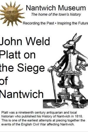 John Weld Platt on the Siege of Nantwich cover