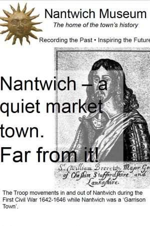 Nantwich a quiet market town cover