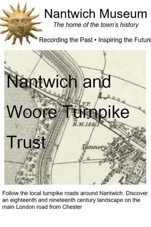 Cover of Nantwich and Woore Turnpike Trust booklet
