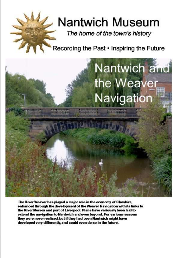 Nantwich and the Weaver Navigation cover