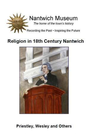 Cover to booklet on Religion in 18th Century Nantwich