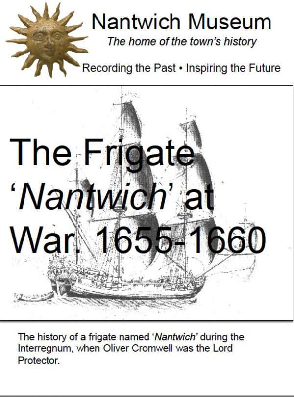 The Frigate 'Nantwich' at War, 1655-1660 cover