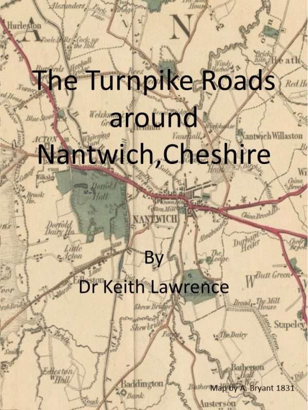 The Turnpike Roads Around Nantwich cover