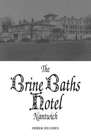 Cover of the Brine Baths Hotel booklet