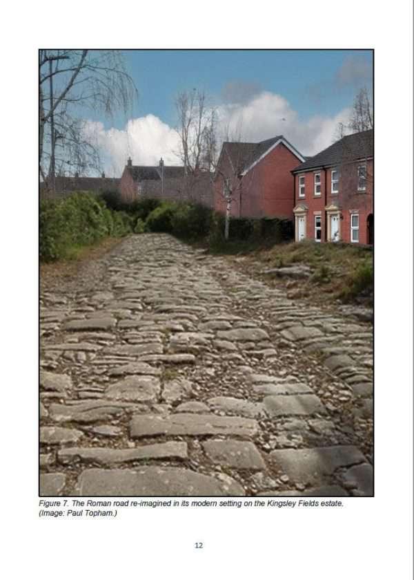 The Roman Road Reimagined in Nantwich
