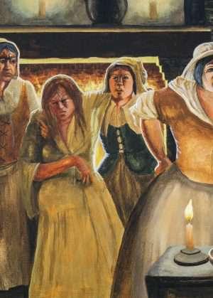 17th century Midwifery