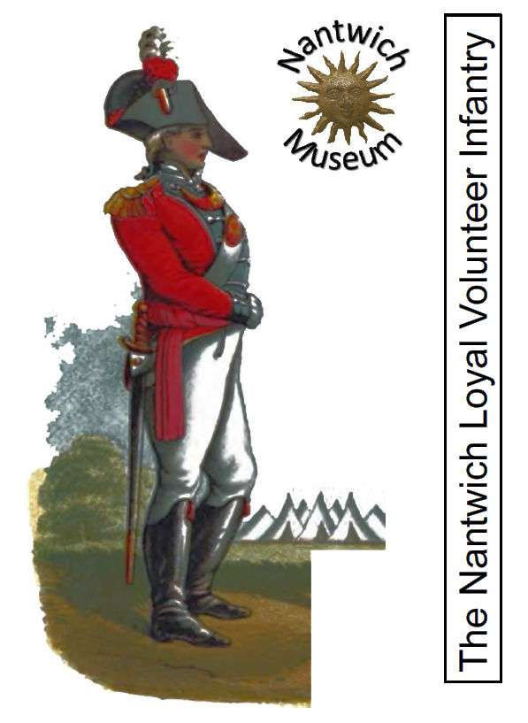 The Nantwich Loyal Volunteer Infantry Booklet Cover